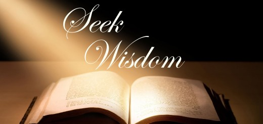 ask god for wisdom