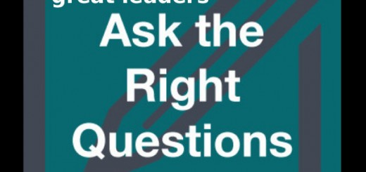 Leaders ask the right questions