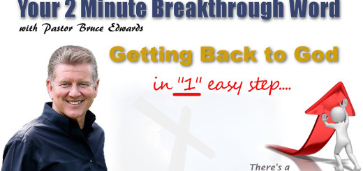 How to get back to God