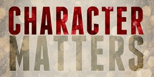 character leadership by pasto bruce edwards