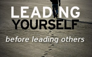 learn to lead yourself by Pastor Bruce Edwards