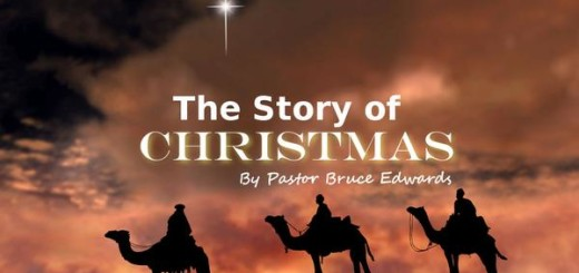 Christmas Story by Pastor Bruce Edwards