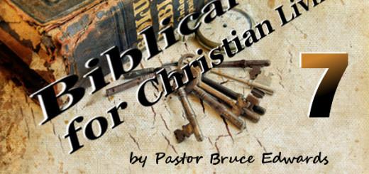Being joyful by Pastor Bruce Edwards