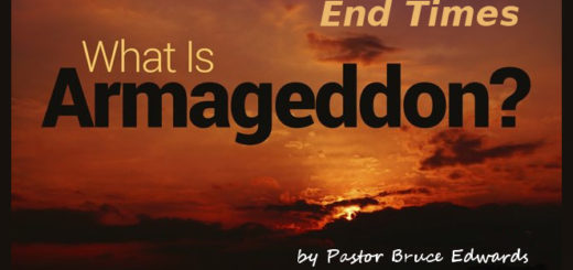 Battle of Armageddon by Pastor Bruce Edwards