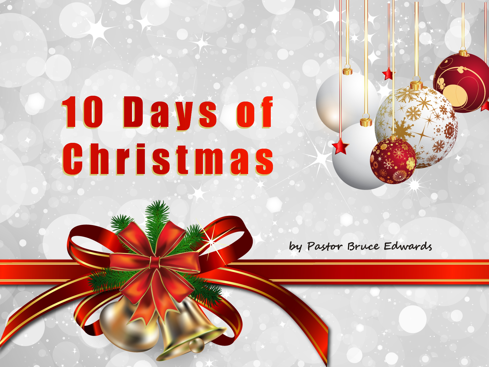 jesus reason for the season christmas devotional 10 days of christmas