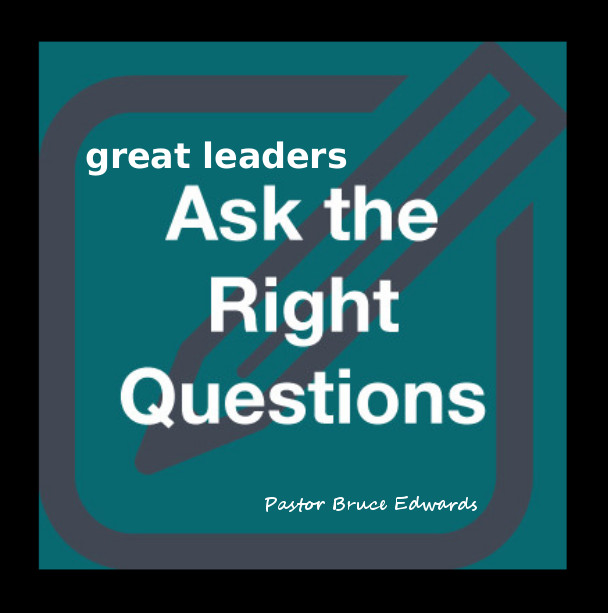 Great questions for bible study